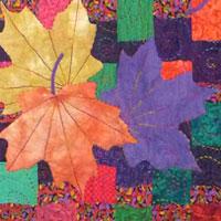 Autumn Purple Picnic